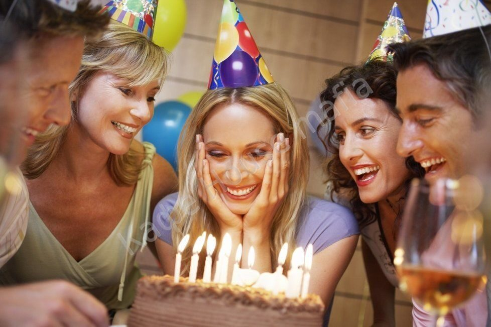 День рождения взрослого в домашних условиях