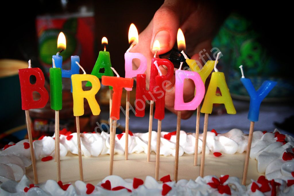 Организовать поздравление с 18 летием